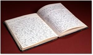 escritura caligrafica